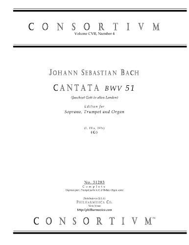 Bach Soprano Sheet Music - 9