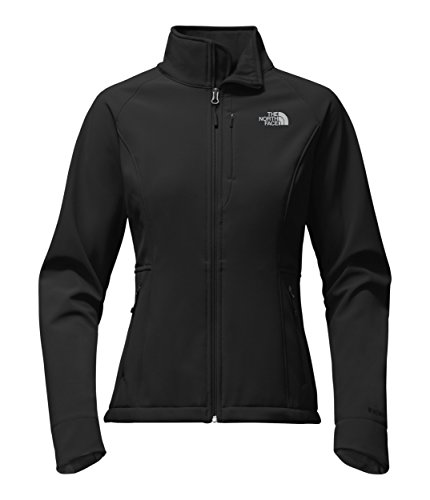 (The North Face Women's Apex Bionic 2 Jacket TNF Black/Mid Grey Medium)