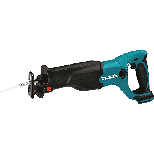 Makita XRJ03Z 18V LXT Lithium-Ion Cordless Recipro Saw- Discontinued by Manufacturer (Discontinued by Manufacturer)