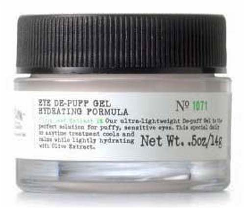 Bath & Body Works C.O. Bigelow No. 1071 Eye De-Puff Gel Hydrating Formula 0.5 oz (14 (Bigelow Eye)