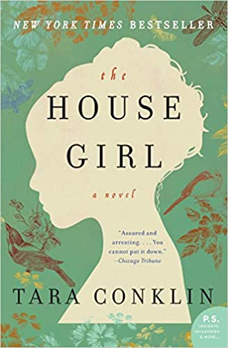 Book Club - The House Girl