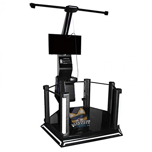 Corgi Charley VR Headset VR Treadmill 9D Game Machine vr