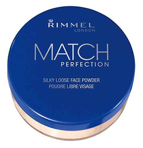 Rimmel London Match Perfection Loose Powder, Transparent, 0.35 -
