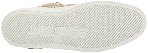 J Slides Jslides Mens Wade Fashion Sneaker Sand
