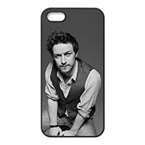HXYHTY James Andrew McAvoy 2 Phone Case For iPhone 5,5S [Pattern-6]