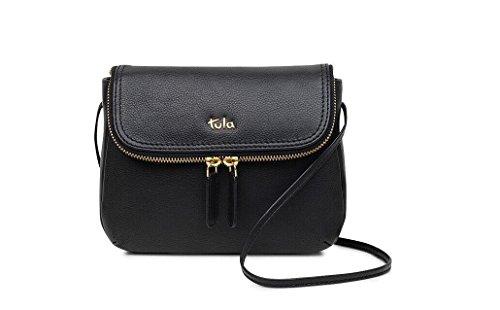 Originals Black Tula Collection Shoulder Leather Soft Mouse Bag 8487 vPHzAqPw