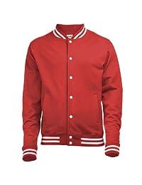 Awdis Mens College Jacket