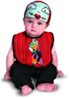 Disguise The Nightmare Before Christmas Sally Infant Bib and Hat Costume