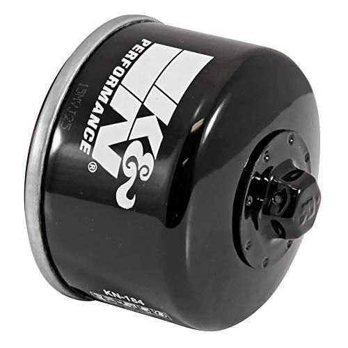 K&N KN-185 Motorcycle/Powersports High Performance Oil Filter