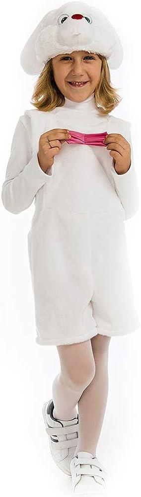 Toddler Plush White Hare Costume White Hare Rabbit Costume for Kids Toddler Bunny Costume
