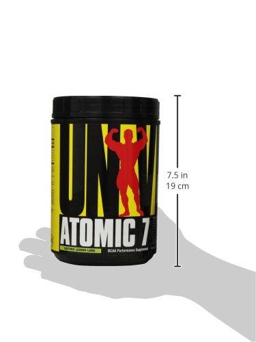 Universal Nutrition Atomic 7, Lectric Lemon Lime, 1 kg