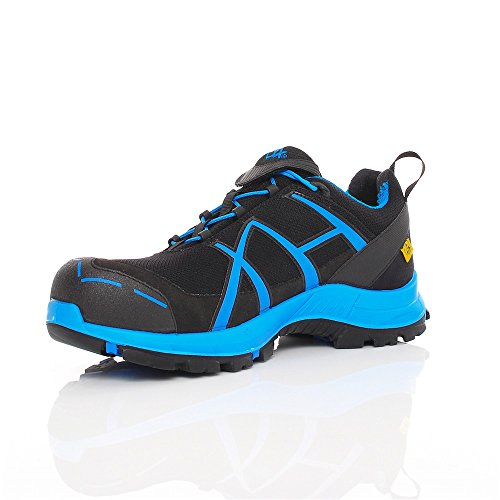 Haix Safety 40 low black/blue