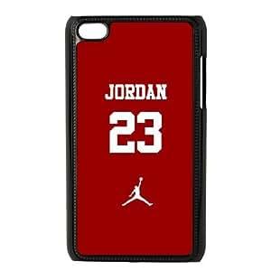 iPod Touch 4 Phone Cases Black Jordan logo BGU278151