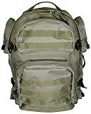 VISM by NcStar Tactical Back Pack, Green (CBG2911), Outdoor Stuffs