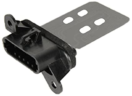 ACDelco 15 8966 GM Original Equipment Heating And Air Conditioning Blower Motor Resistor