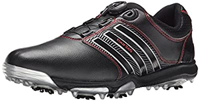 adidas Men's Tour360 X BOA Cleated Golf Shoe from adidas Golf
