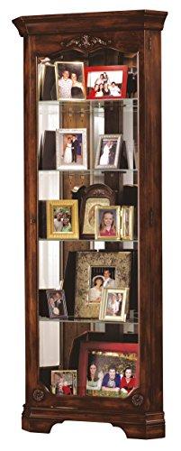 Howard Miller 680-404 Constance Curio Cabinet