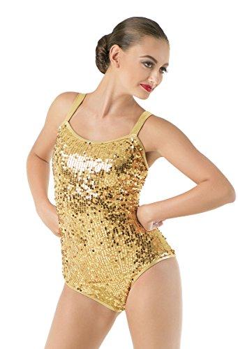 Ultra Sparkle (Balera Dance Leotard Ultra Sparkle with Cage Back Straps)