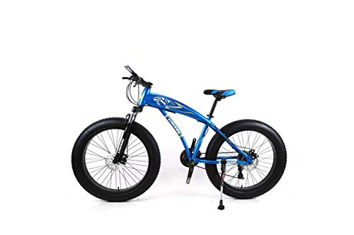 - Mountain Bike 24 inch Mountain Bike Snowmobile Wide Tire Disc Shock Absorber Student Bicycle 21 Speed Gear for 145Cm-175Cm,Inter,27 Speed