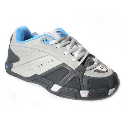 Globe GLOBE Gershon Mosley 4 Gray Blue - Zapatillas de material sintético para hombre azul Gray Blue, color azul, talla 37: Amazon.es: Zapatos y ...