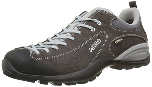 Asolo Shiver Gv Mm - Zapatillas de senderismo Hombre Gris - Gris (A280)