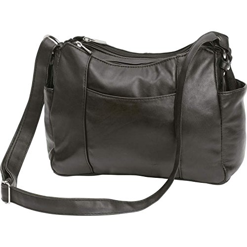Embassy Solid Genuine Lambskin Leather ()