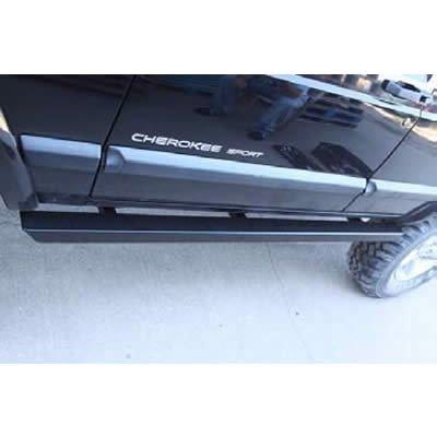Rocker Bars Sliders For 1984-01 Jeep -