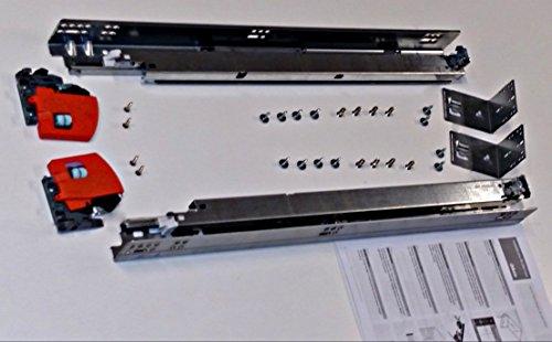 Bundle - BLUM TANDEM Drawer Slides with BLUMOTION. Includ...