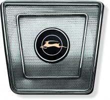 Amazon Com 1965 67 Fullsize Rear Seat Speaker Grill