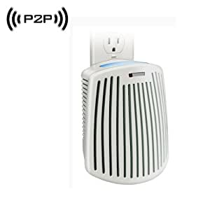 Office Security WiFi Spy Camera with Recording & Remote Internet Access, Camera Hidden in Air Purifier