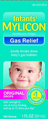 Mylicon Infant Drops Anti-Gas Relief Original Formula, 1....