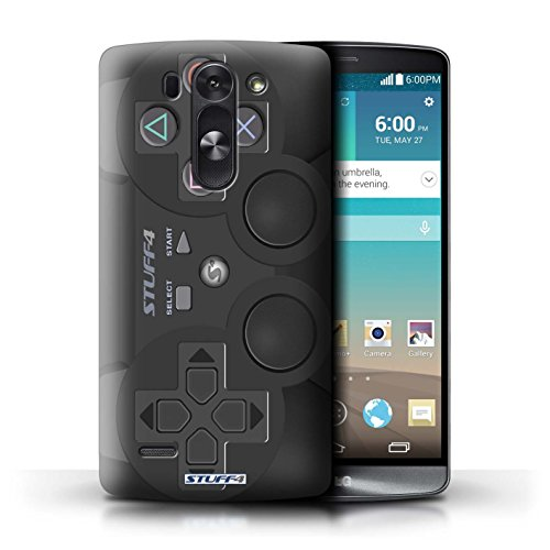 STUFF4 Phone Case / Cover for LG G3 Mini S/D722 / Playstation PS3 Design / Games Console Collection