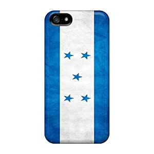 RLA8385MuTc Honduras Flag Fashion 5/5s Cases Covers For Iphone