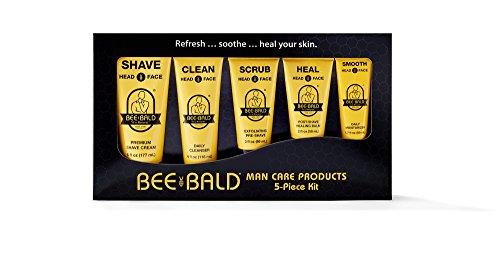 Bald Head Skin Care - 1