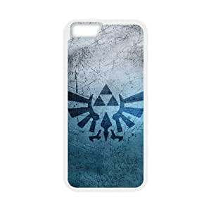 The Legend of Zelda iPhone 6 Plus 5.5 Inch Cell Phone Case White&Phone Accessory STC_033047