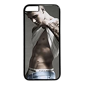 iCustomonline Case for iPhone 6 PC, Justin Bieber Ultimate Protection Case for iPhone 6 PC
