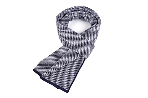 Veniroc Men Winter Cashmere Scarf Warm Wool Scarves, Gifts for Men