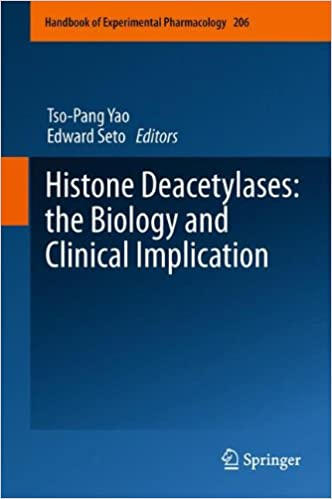 Book Histone Deacetylases: The Biology and Clinical Implication: 206 (Handbook of Experimental Pharmacology)