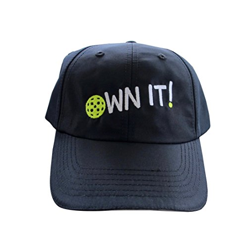 Own It! Pickleball Embroidered Performance Hat