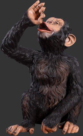 Chimp Boozy Bottle Holder