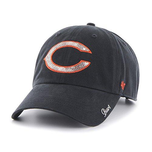 - NFL Chicago Bears Women's Sparkle Team Color, Navy