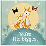 You're the Biggest - keepsake gift book celebrating becoming a big brother or sister on the arrival of a new baby