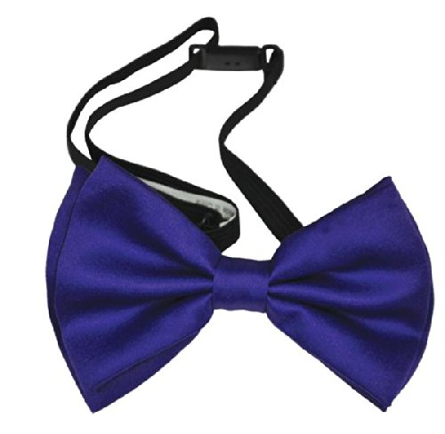 Morris Costumes Bow Tie Purple