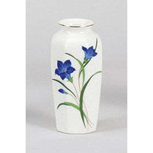 (Buddhist instrument Newbon Bunkyo octagonal flower vase [15 cm] Buddhist instrument treasure Supply tomb Buddhist altar Bon Owisho )
