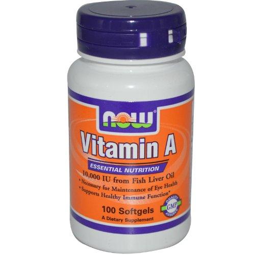 Now Foods Vitamin 000 Sgels