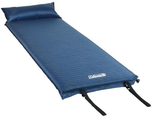 Coleman Self-Inflating Camp Pad with Pillow