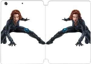 iPad mini 1 2 3 Flip Leather Phone Case Black Widow XZ1UI6422664