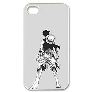 ANCASE One Piece 3 Phone Case For Iphone 4/4s [Pattern-1]