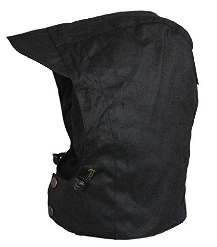 Outback Trading Oilskin Hood Black 3XL