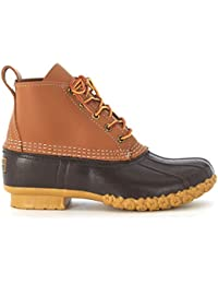 L.L. Bean Womens 6 Leather ...
